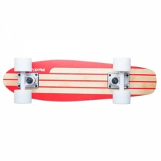 Skate Cruiser Red Nose Bambu
